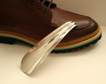 Antique Gorham Co. Silver Plate Shoe Spoon