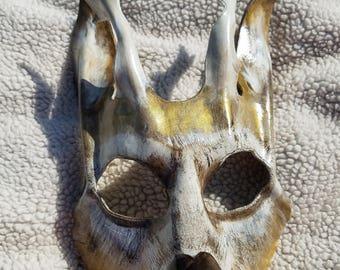 Jackalope Mask