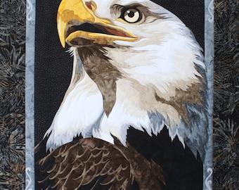 Toni Whitney Design Liberty Bald Eagle Applique Quilt Pattern