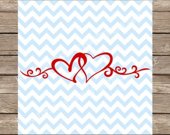 Love SVG cut file Valentine svg heart svg dxf cutting files silhouette cricut valentines day valentine's day valentines svg silhouette cameo