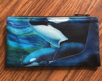 Orcas: accessory case