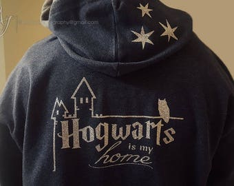 Hogwarts Is My Home | Iron-On Transfer