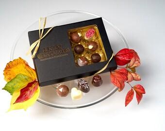 Handmade Chocolate Selection Box