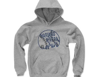 Mariano Rivera Skyball B New York Officially Licensed Youth Hoodie S-XL