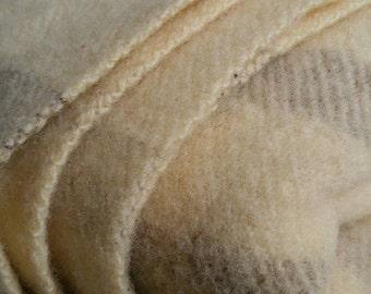 MacAusland blanket |  vintage blanket | striped blanket | antique blanket | wool blanket | double bed blanket | cottage style