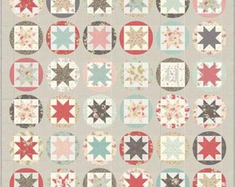 """Poetry Quilt Kit - 3 Sisters 76"""" x 76"""""""