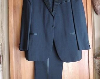 An Extravagant Tuxedo