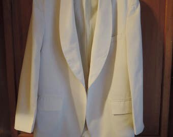 A Stylish Tux Jacket