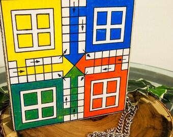 LUDO board game bag