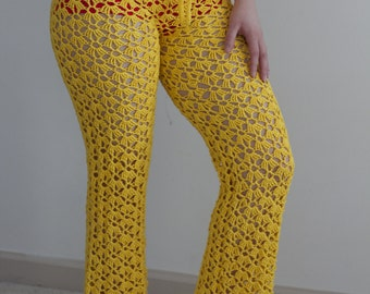 Lace Pants Size XS