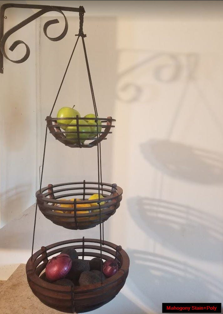 how to make a 3 tier fruit wedding cake wooden three tiered hanging fruit basket 15778