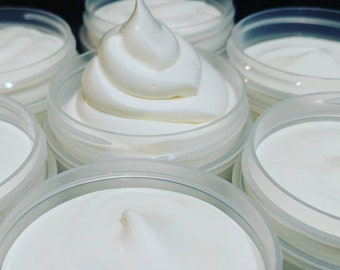 Whipped Body Butter, Coconut & Tree Nut Free