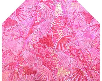 WHOLE 5 YARDS French Lace /Fabric For Sewing /Cord Lace Fabric For Wedding/Bridal Dressmaking Material Pink
