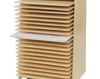 Art Drying Rack, Storage Rack, Art Supply Organizer