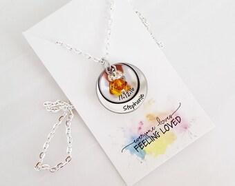 Bat Mitzvah necklace - Bat Mitzvah Gift - Batmitzvah - Personalized Bat Mitzvah gift