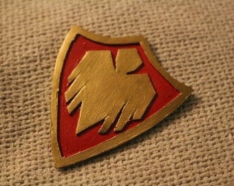 Lucina Cosplay Crest Badge- Fire Emblem Awakening