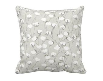Taupe Pillow Cover - Decorative Pillows - Beige Pillow Cover -  Taupe Throw Pillow Cover - Neutral Pillows - Euro Pillow Sham - Sofa Pillows