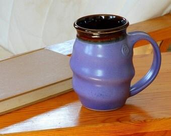Coffee Mug in Purple
