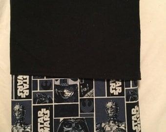 Star Wars, Star Wars blanket, Star Wars Flannel blanket