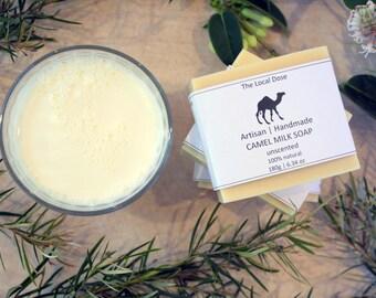 Camel Milk Soap cold process psoriasis eczema sensitive skin natural soap handmade unscented