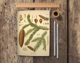 Nature Botanical A5 Planner