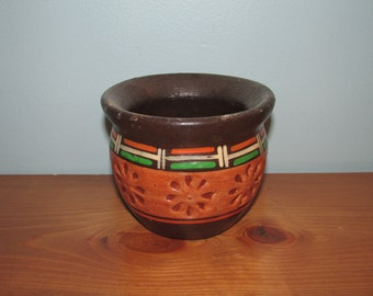 Nevco Vase Pottery #3587 Made in Philippines