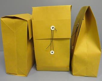 manilla box envelopes (50)