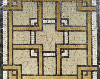 Mosaic Designs - Plain Ribbona
