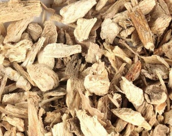Lovage Root, chopped - Certified Organic