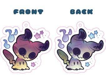 Pokemon Mimikyu Acrylic Charm