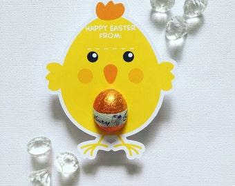 Chick egg holder