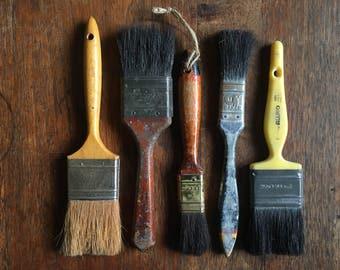 Vintage Paintbrushes
