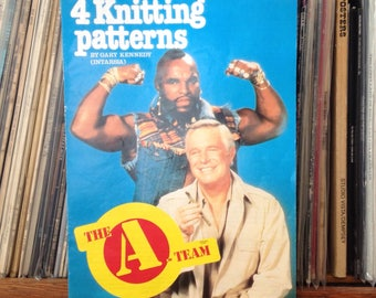 80's A-Team Knitting Pattern