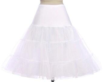 girls crinolina crinoline petticoat xs-xl new