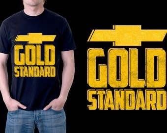 Gold Standard Chevy Shirt