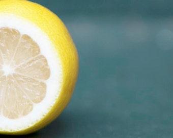 Kitchen Art, Lemon,  Still Life, Food Photography