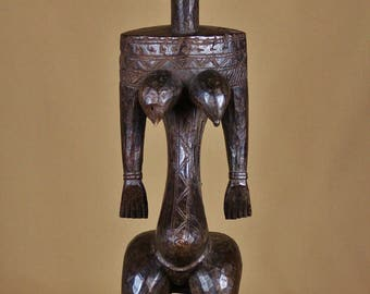 Great Bambara Statue from Mali