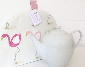 Flamingos Tea Cosy