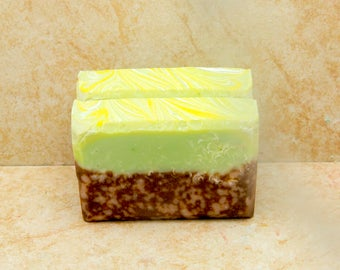 Organic Soap Gift Soap Spring Time Handmade Soap Scented Soap Bath Soap