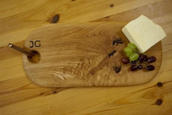 Oak Serving Board 2
