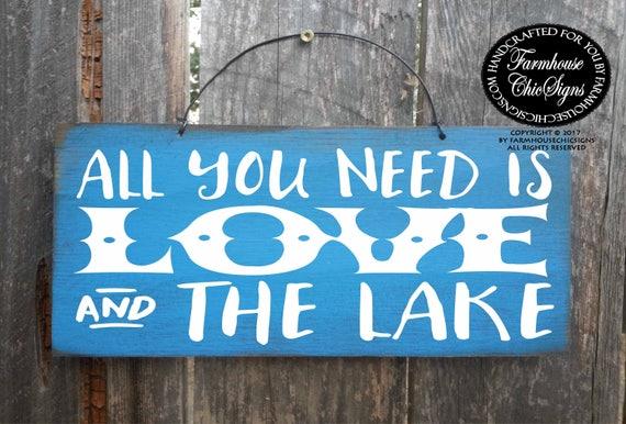 lake house decor, lake house wall art, lake house sign, lake sign, lake decoration, lake house decor, lake life, lake decor, cabin decor