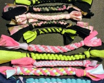 Fleece Tug Dog Toys