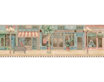 Contemporary PX61552B Wallpaper Border