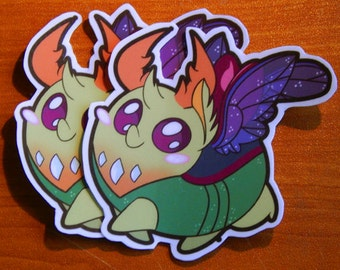 Pony Chubs! Thorax Sticker