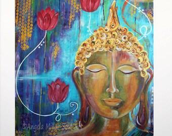 Spiritual Wall Art spiritual art | etsy