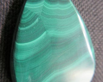 Natural Afican Malachite, 17.5 grams