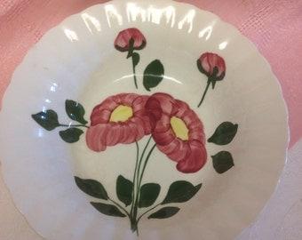 Blue Ridge Pottery Bowl - Mirror Image