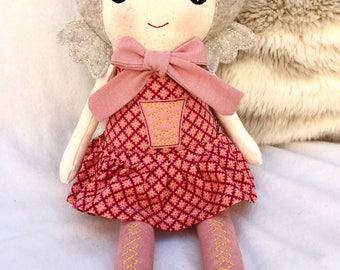 Soft cloth doll-doll