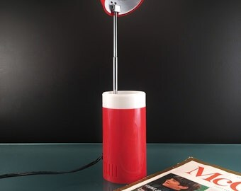 Thermos Style Bedside Night Lamp