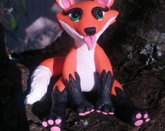 What does the fox say?!